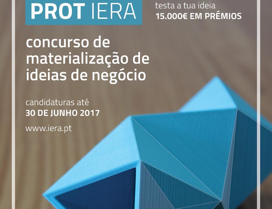 Candidaturas ao Concurso PROT-IERA