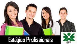 Medida Estágios Profissionais – Candidaturas ABERTAS a 01 FEVEREIRO