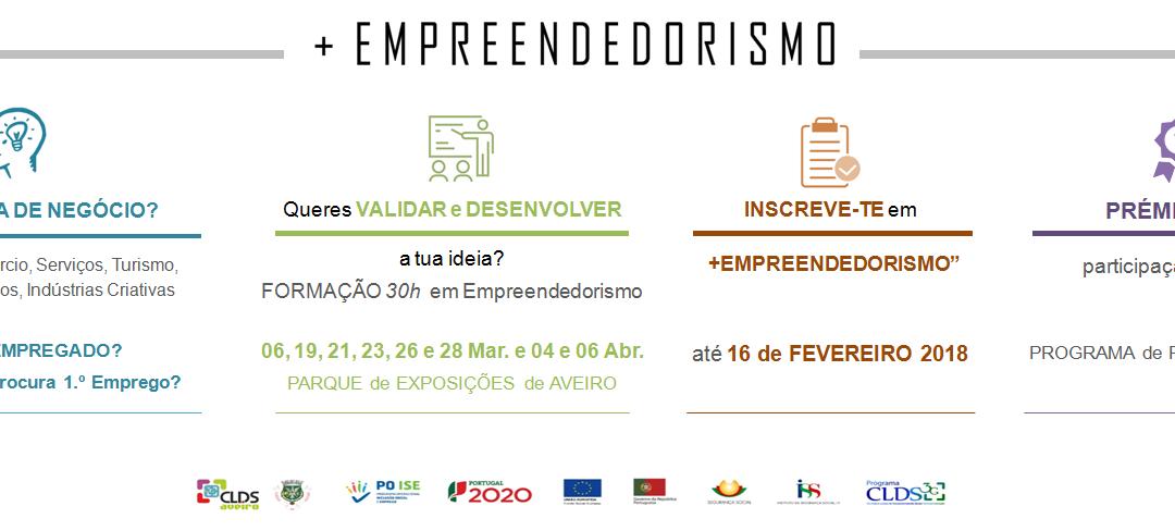 +Empreendedorismo – Inscrições