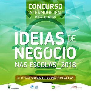 Concurso Intermunicipal de Ideias de Negócio nas Escolas 2018