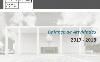 IEMA – Balanço de Atividades 2017-2018