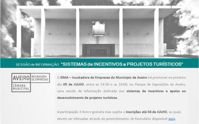 Sistemas de Incentivos a Projetos Turísticos