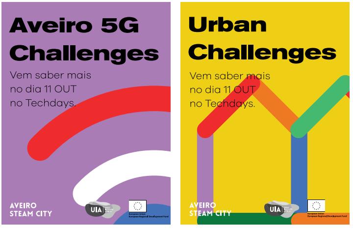 Aveiro Urban Challenges e Aveiro 5G Challenges