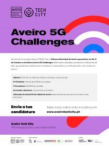 Candidaturas – Aveiro 5G Challenges