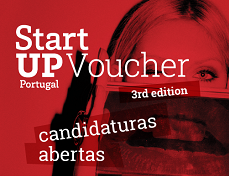 Candidaturas – StartUP Voucher