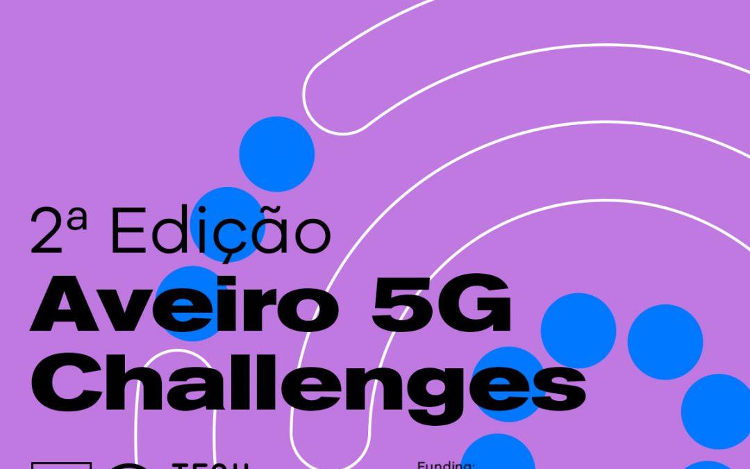 Aveiro 5G Challenges 2.ª Edição – Candidaturas